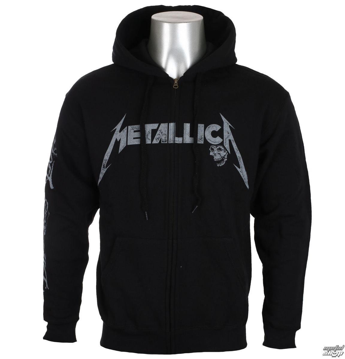 mikina pánská Metallica - Phantom Lord - Black
