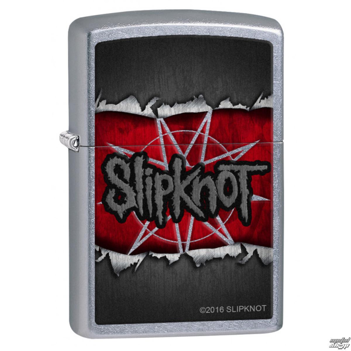 zapalovač ZIPPO - Slipknot - NO. 4