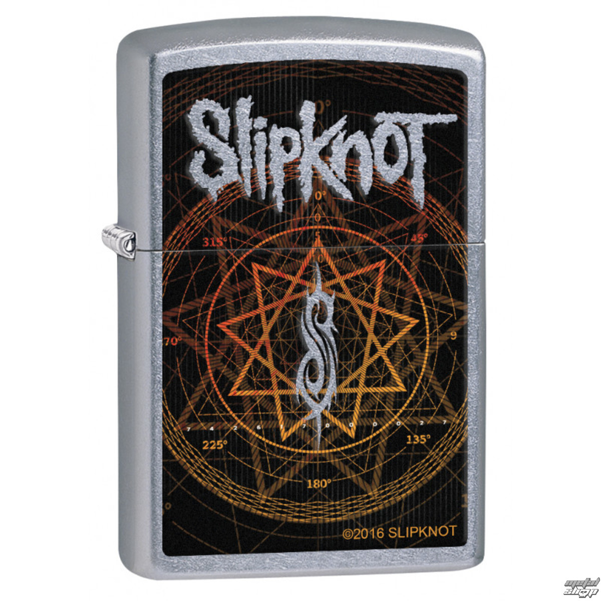 zapalovač ZIPPO - Slipknot - NO. 5
