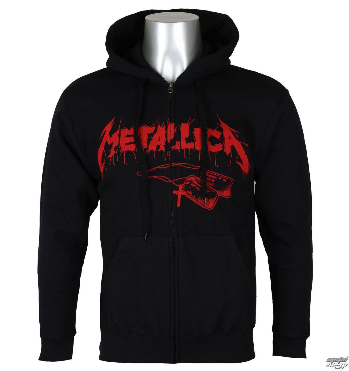 mikina pánská Metallica - One Cover - Black