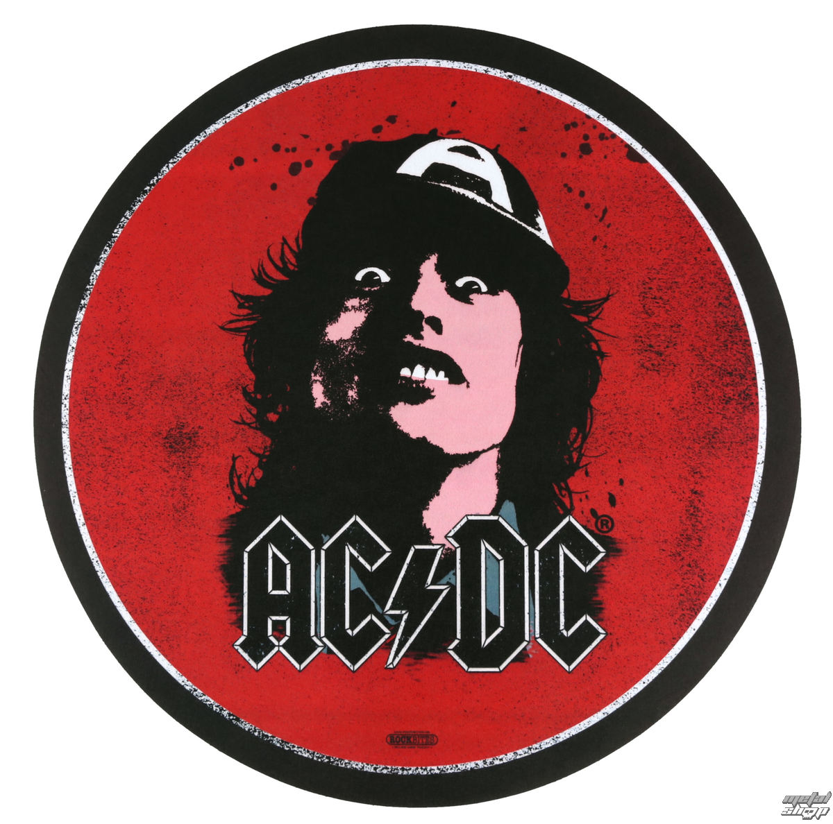 rohožka AC/DC - Face 0 60 - Rockbites