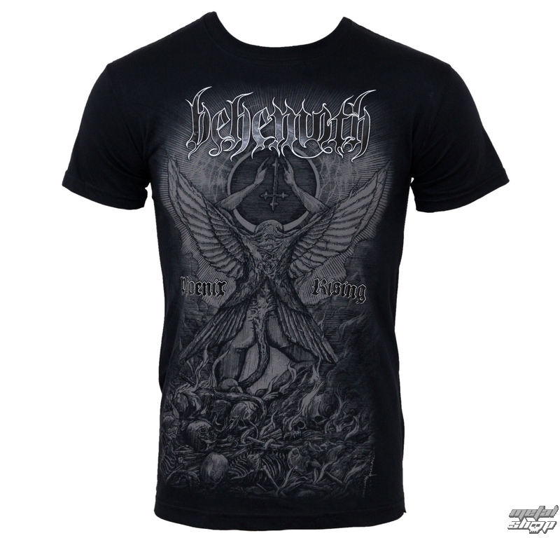 tričko pánské Behemoth - Phoenix Rising - PLASTIC HEAD