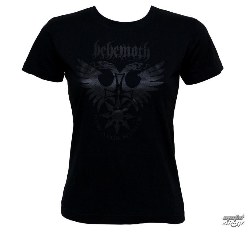 tričko dámské Behemoth - Logo - PLASTIC HEAD