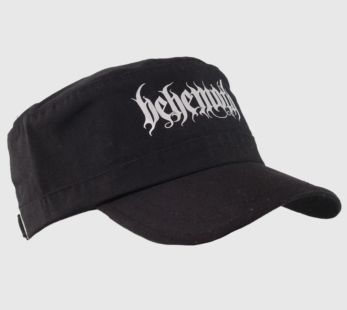 kšiltovka Behemoth - Logo Army - PLASTIC HEAD