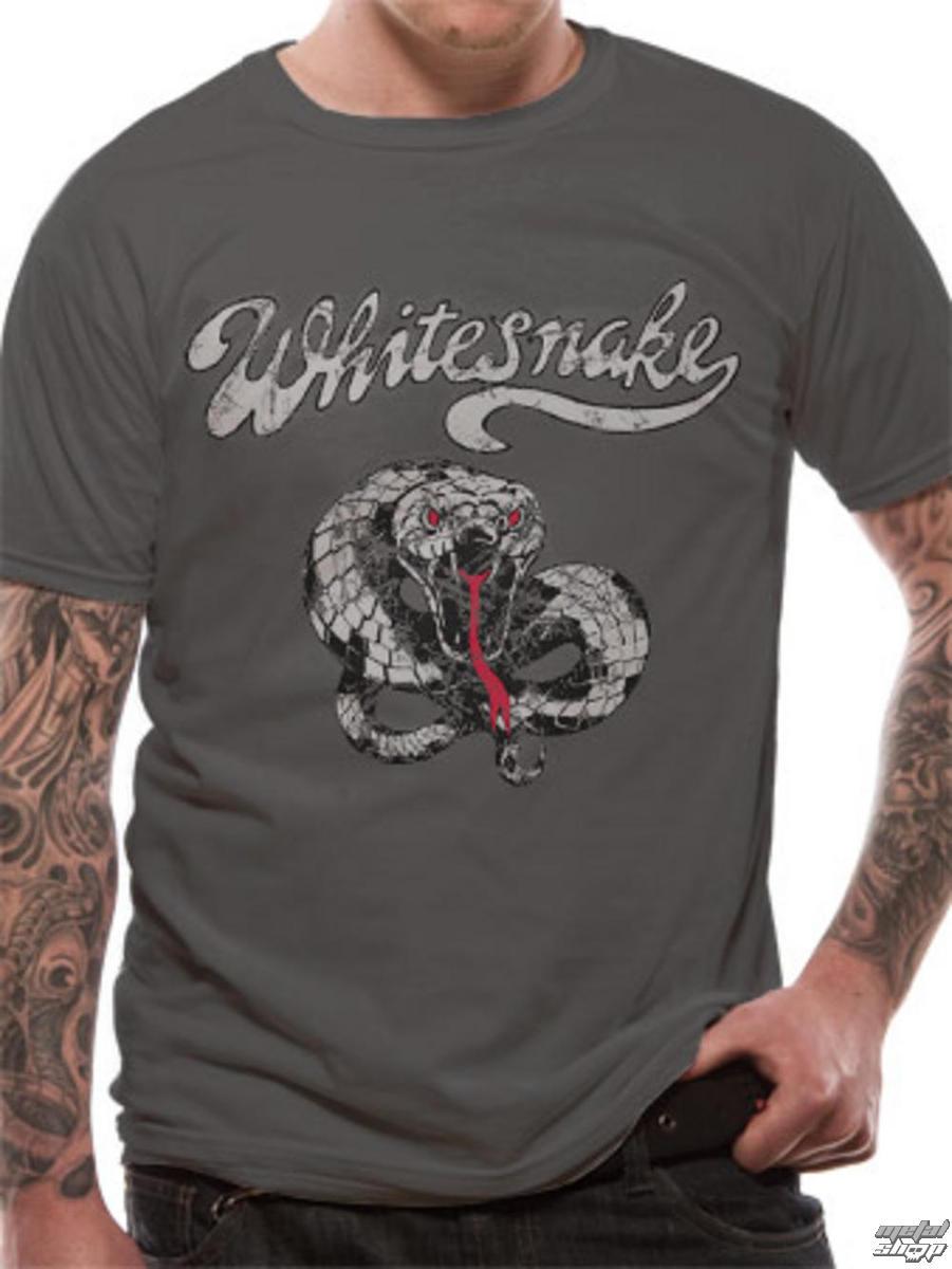 tričko pánské Whitesnake - Make Some Noise - LIVE NATION