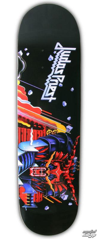 skateboard Judas Priest - Defender of the Faith - HLC