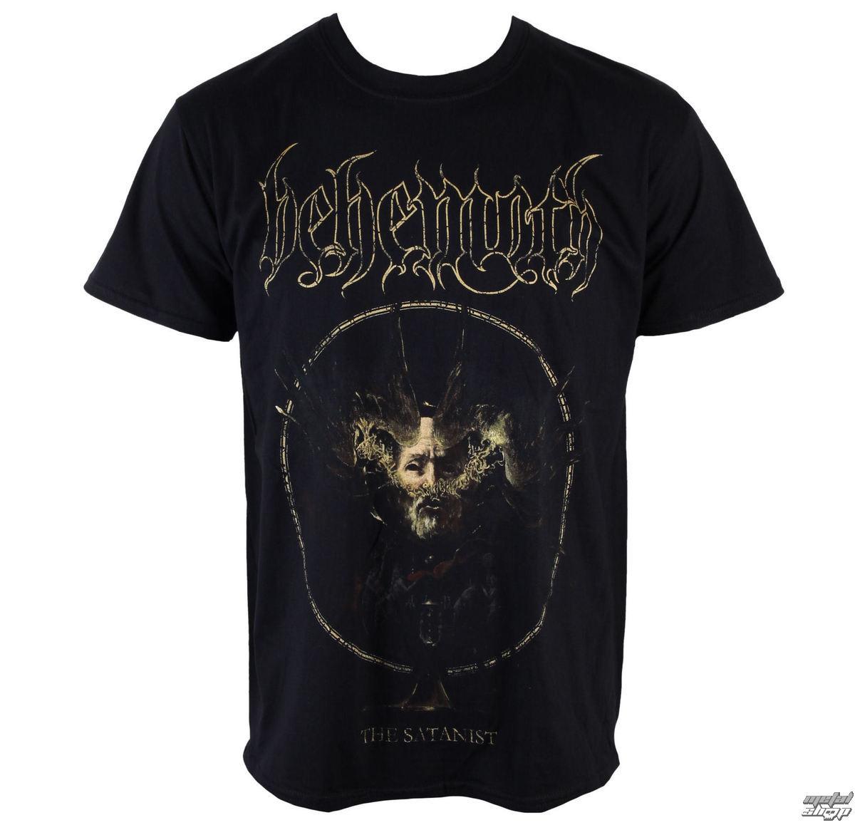 tričko pánské Behemoth - Satanist Album - PLASTIC HEAD