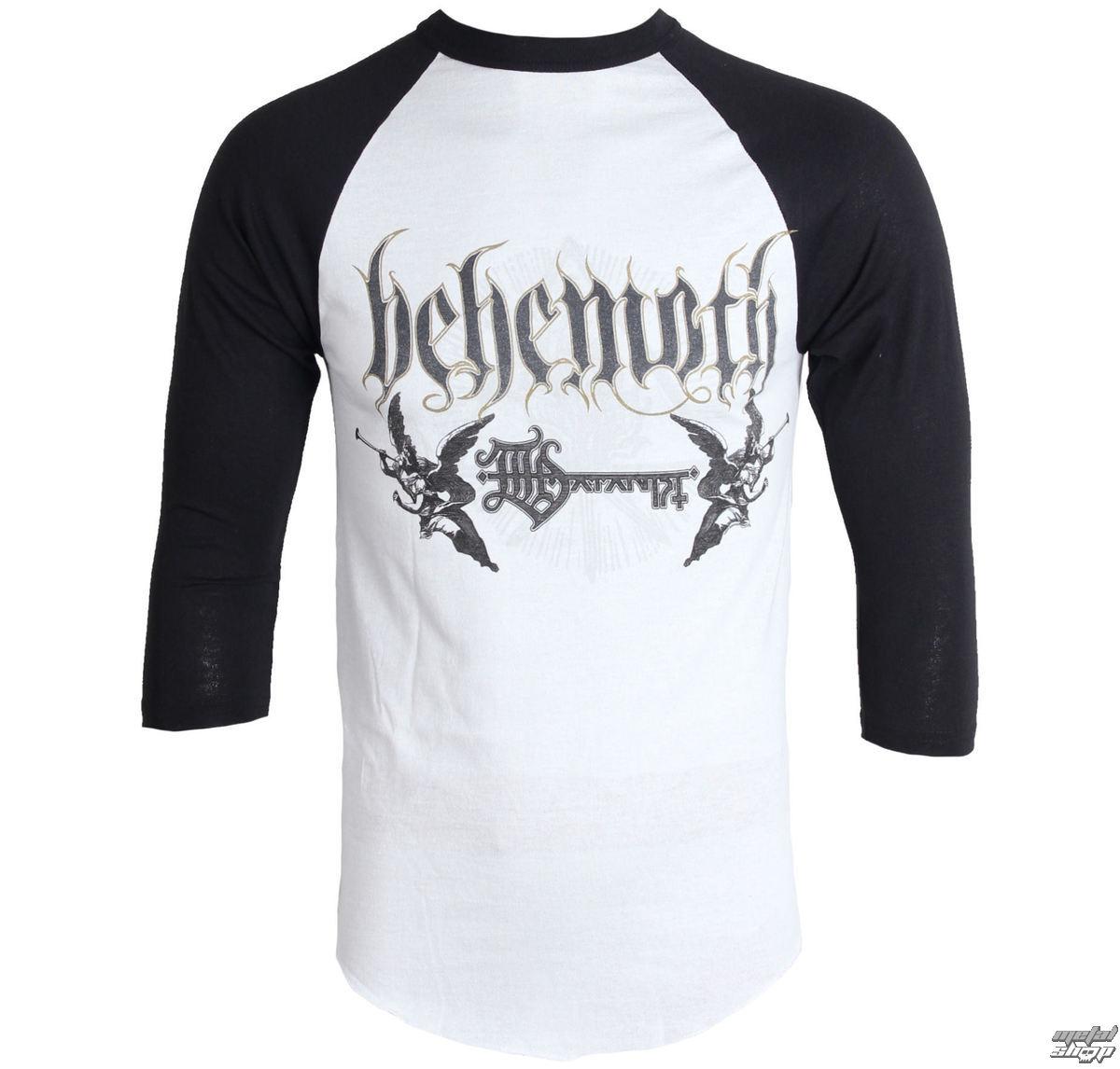 tričko pánské s 3/4 rukávem Behemoth - Band Logo - JSR