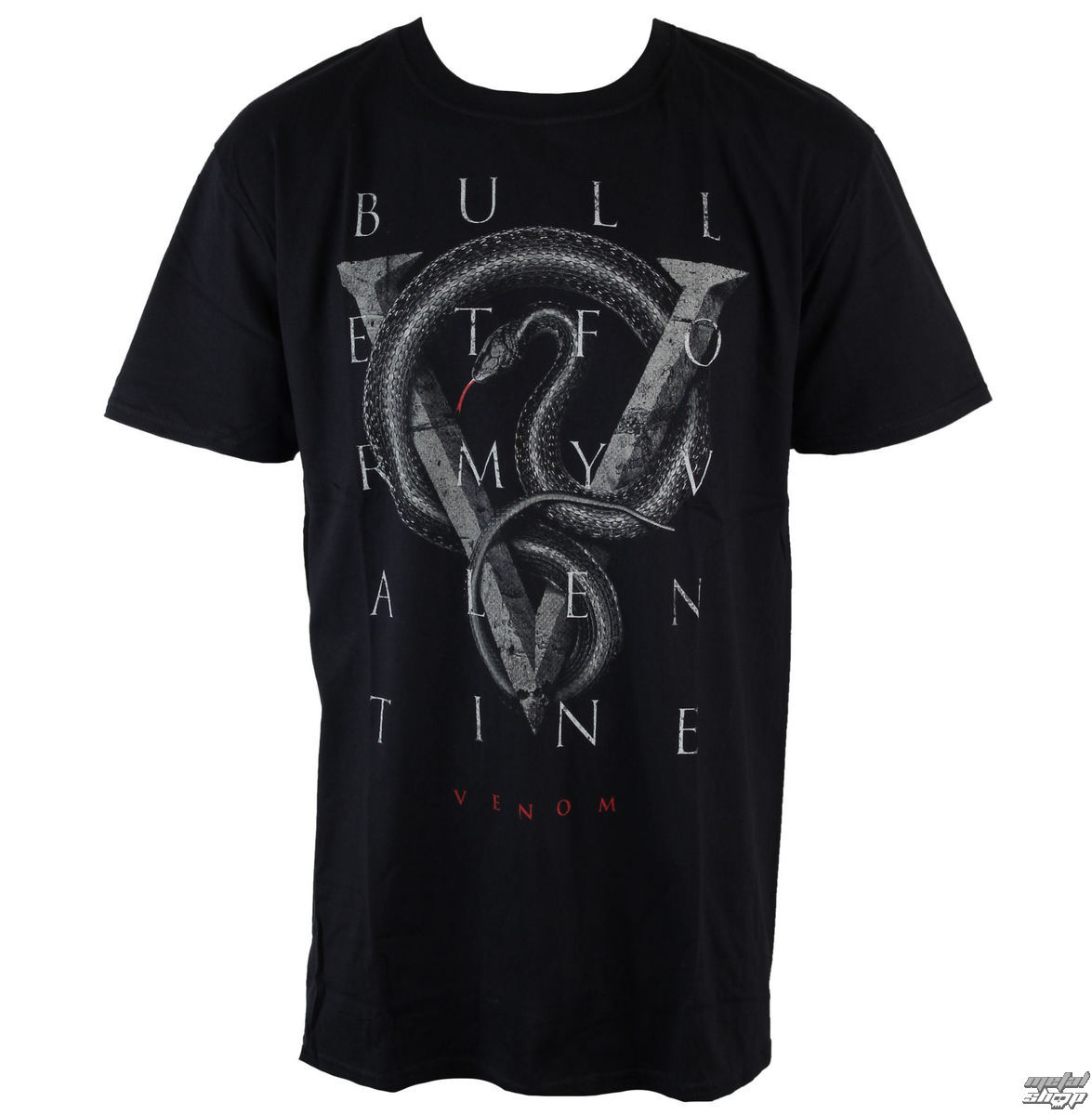 tričko pánské Bullet For my Valentine - Is For Venom - ROCK OFF