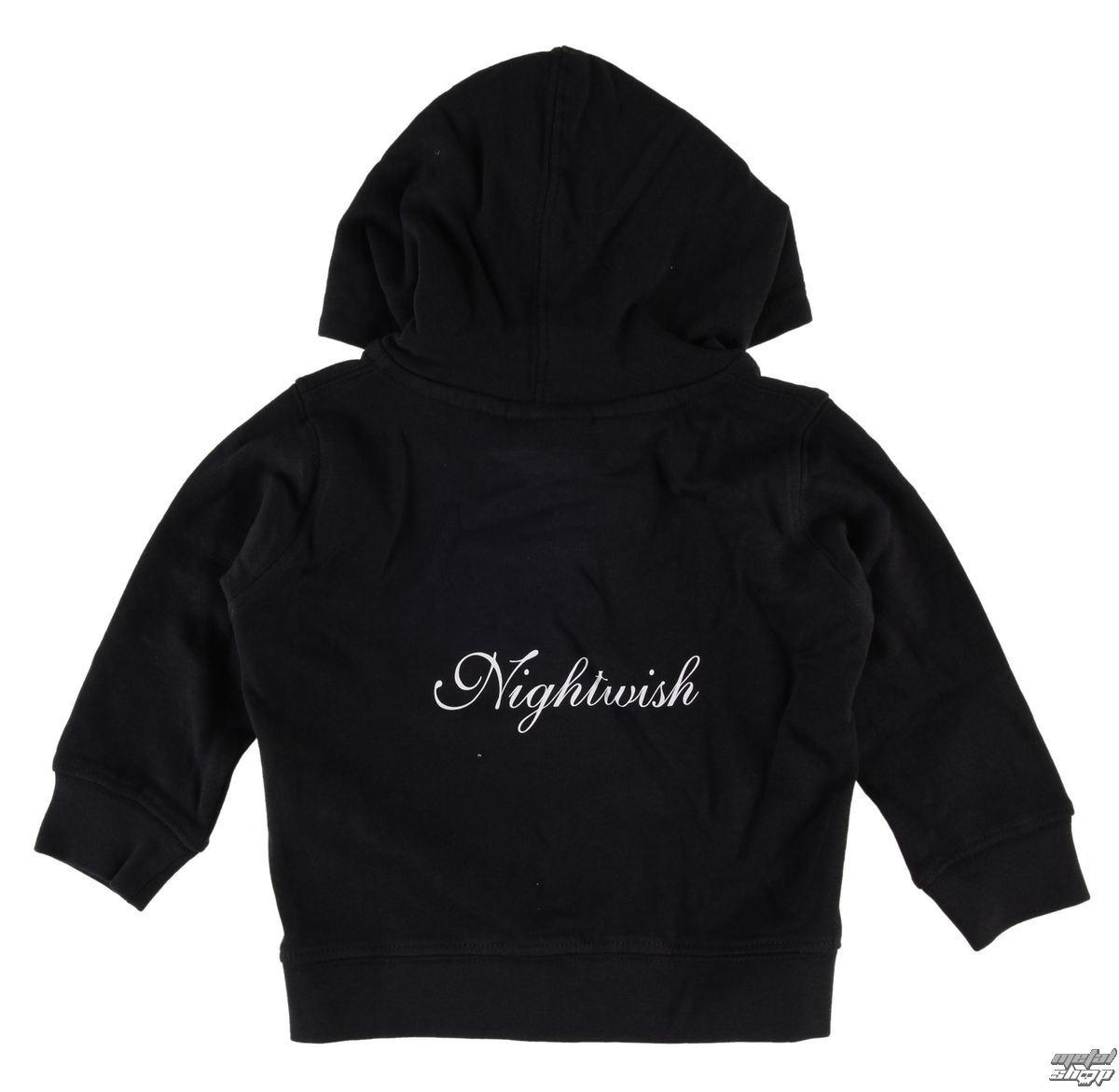 mikina dětská Nightwish - Logo - Metal-Kids