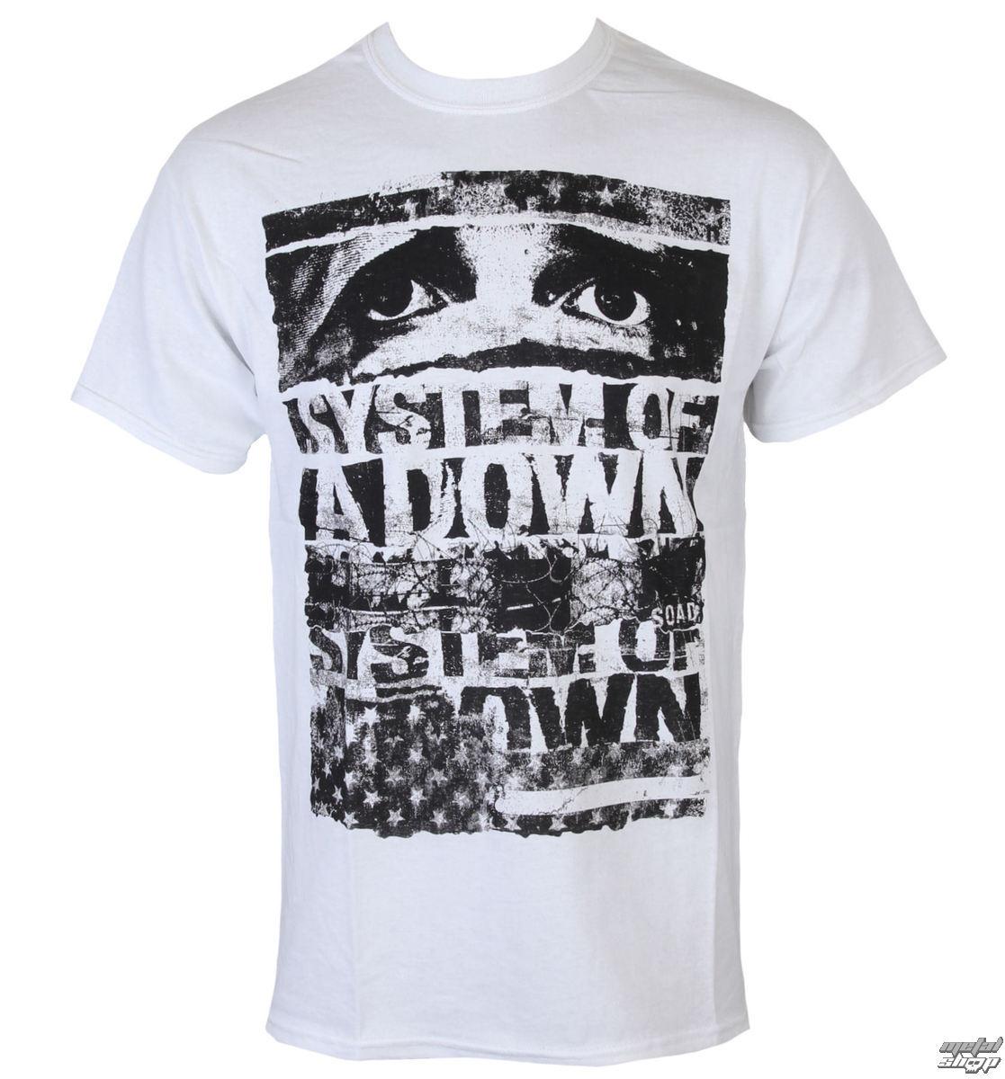 tričko pánské System Of A Down - Torn - ROCK OFF