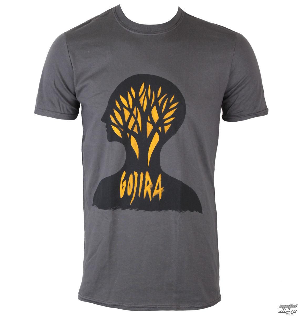 tričko pánské Gojira - Headcase - PLASTIC HEAD