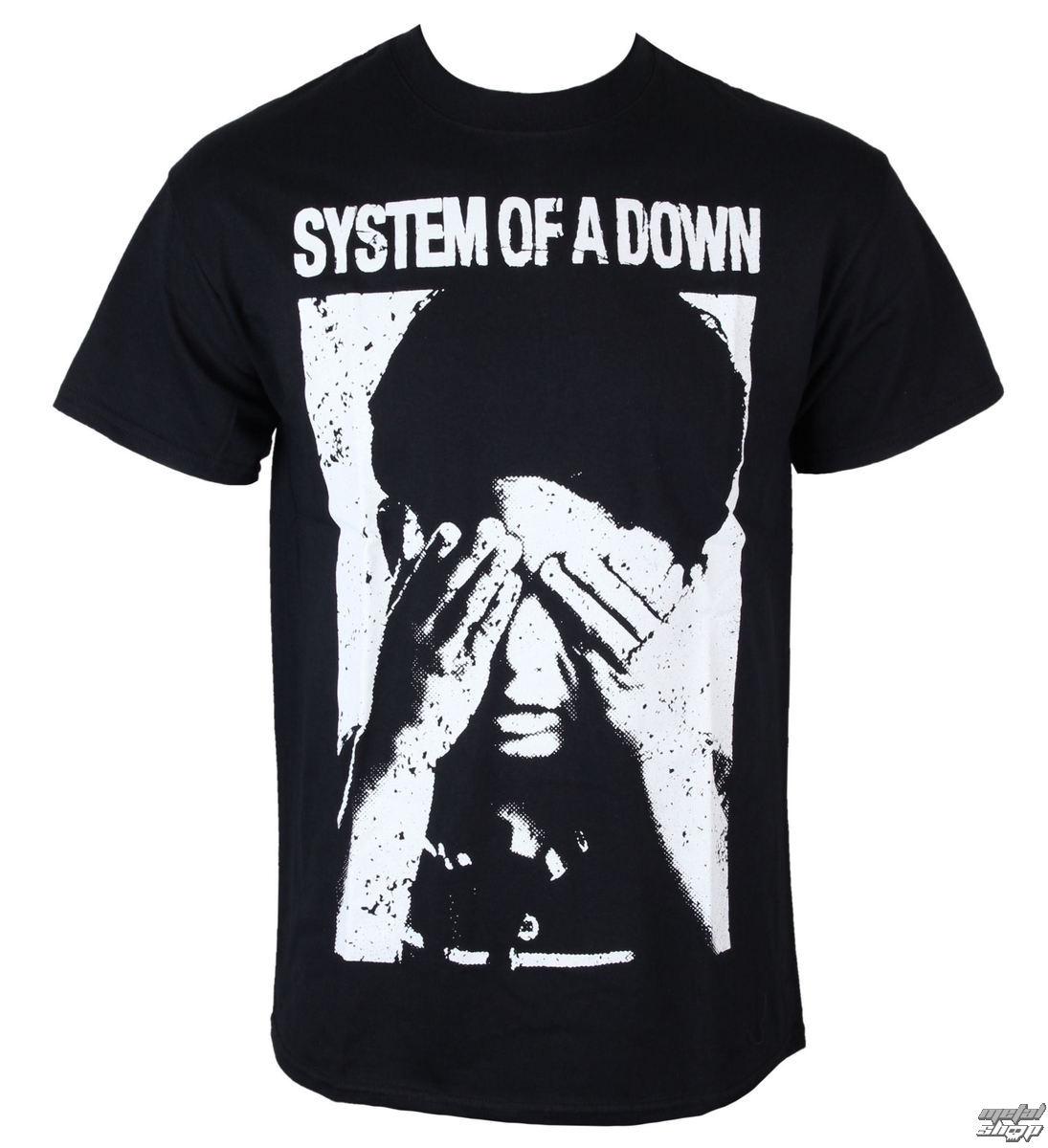 tričko pánské System Of A Down - See No Evil - ROCK OFF