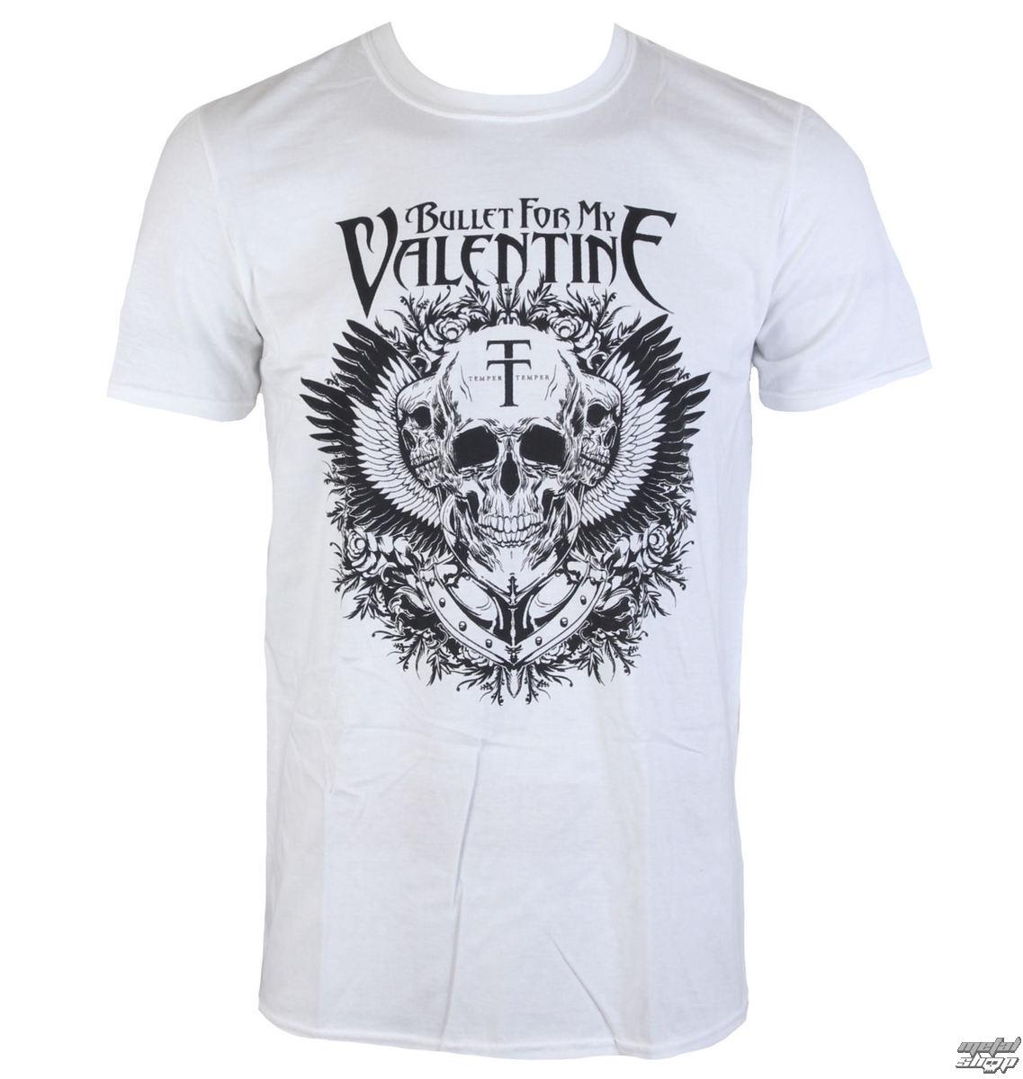 tričko pánské Bullet For my Valentine - Eagle - ROCK OFF