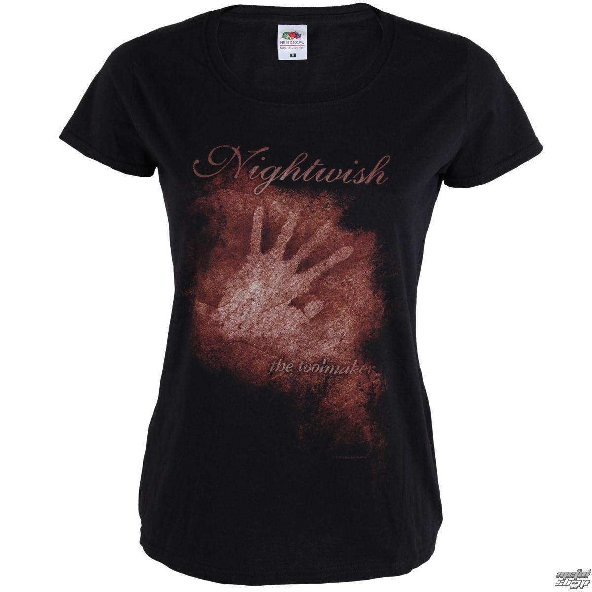 tričko dámské Nightwish - Toolmaker - NUCLEAR BLAST