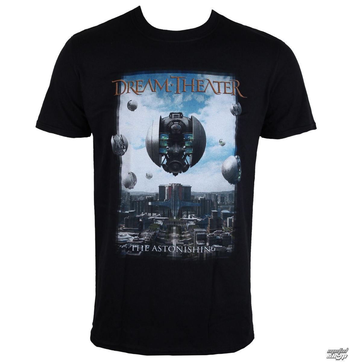 tričko pánské DREAM THEATER - ASTONISHING - LIVE NATION