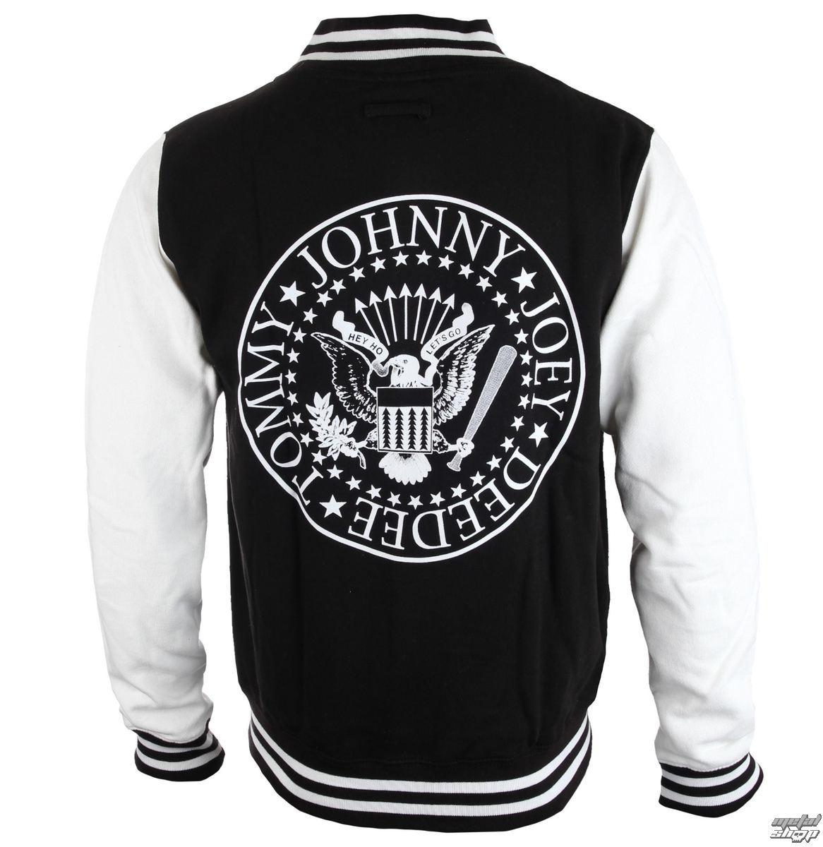 807c5f123648 mikina pánská Ramones - Presidential Seal Varsity - ROCK OFF