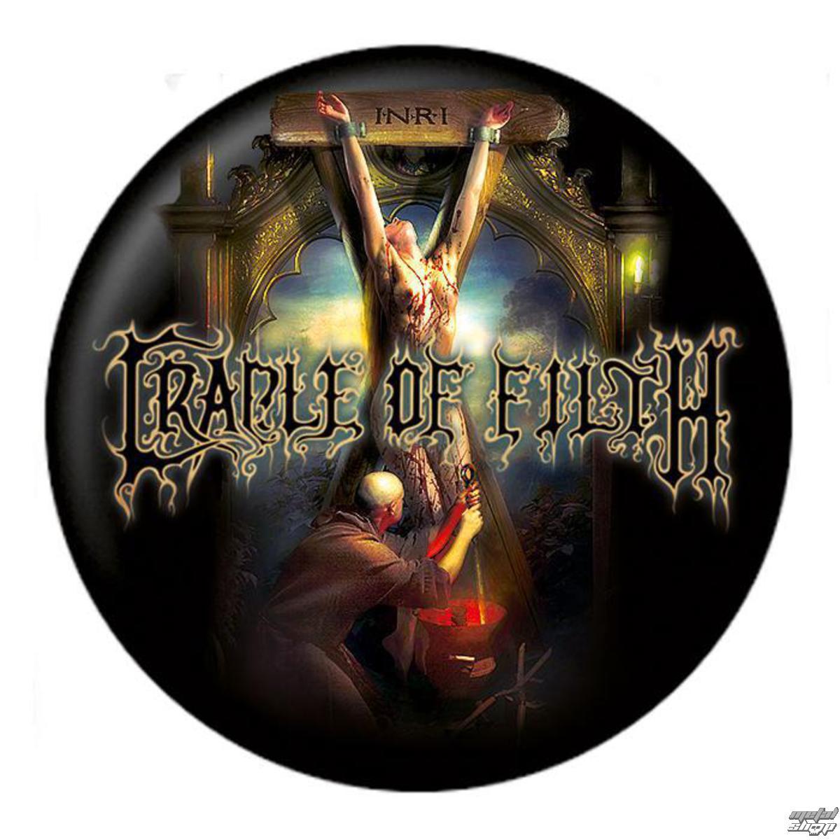 placka Cradle of Filth - Hexen - NUCLEAR BLAST