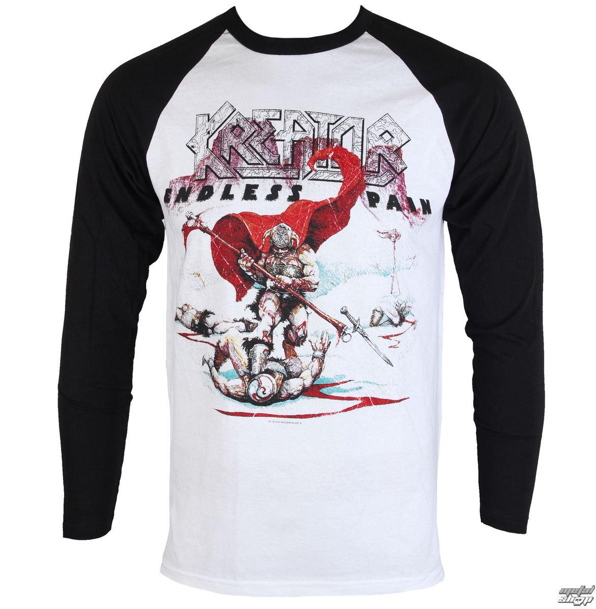tričko pánské s dlouhým rukávem Kreator - Endless - NUCLEAR BLAST