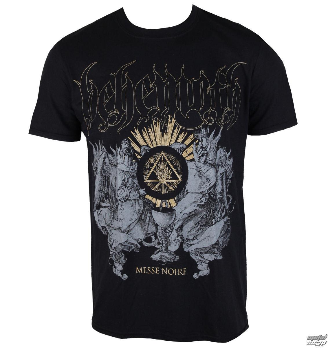 tričko pánské Behemoth - Messe Noire - PLASTIC HEAD