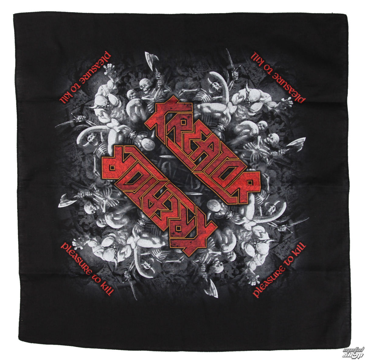 šátek Kreator - PLEASURE TO KILL - RAZAMATAZ