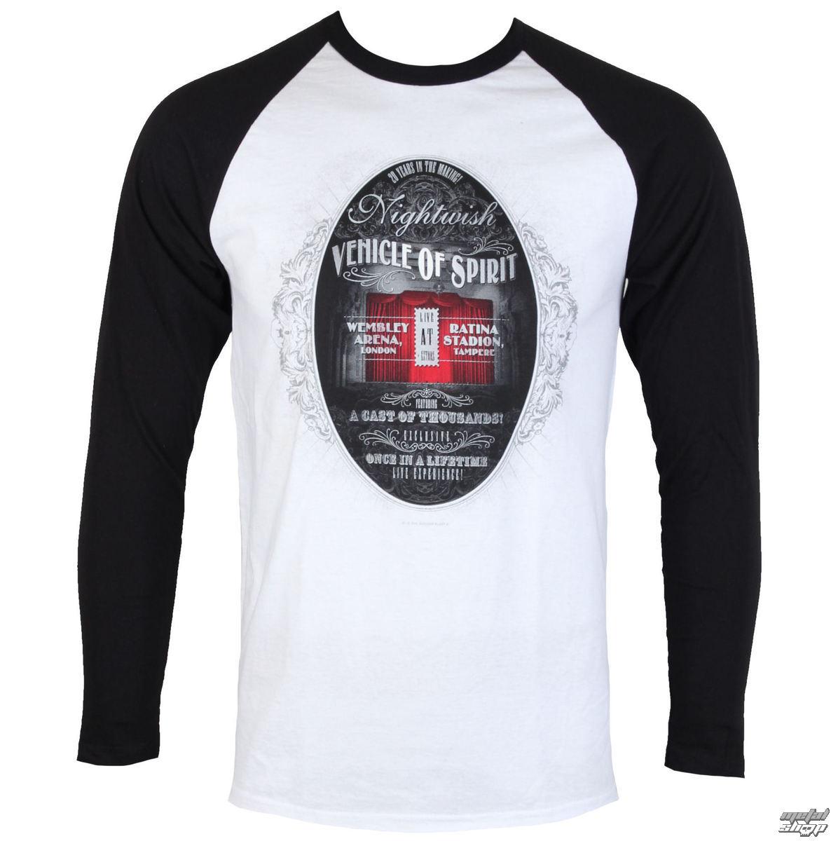tričko pánské s dlouhým rukávem NIGHTWISH - VOS Color - NUCLEAR BLAST