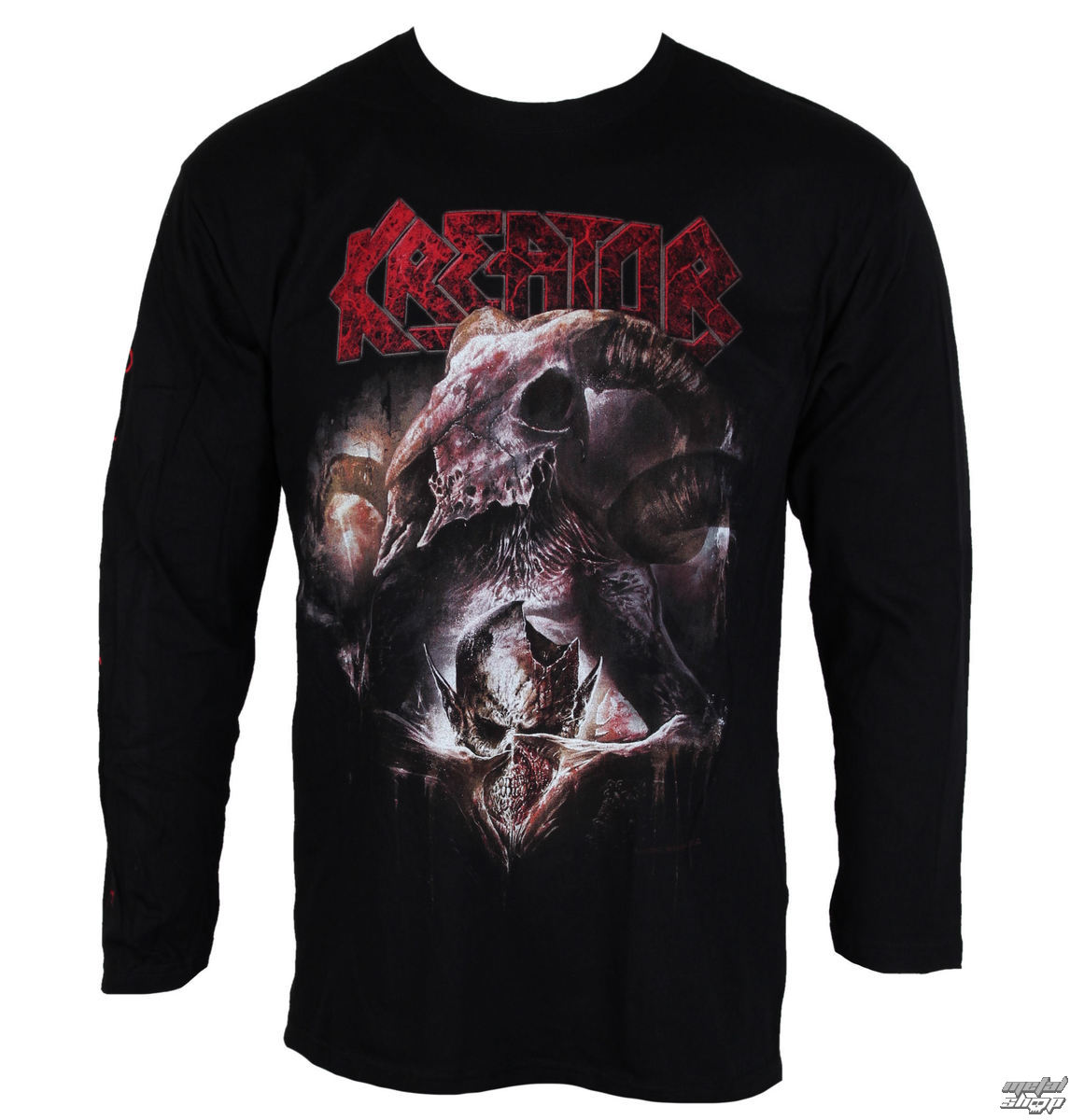 tričko pánské s dlouhým rukávem KREATOR - Gods of violence - NUCLEAR BLAST