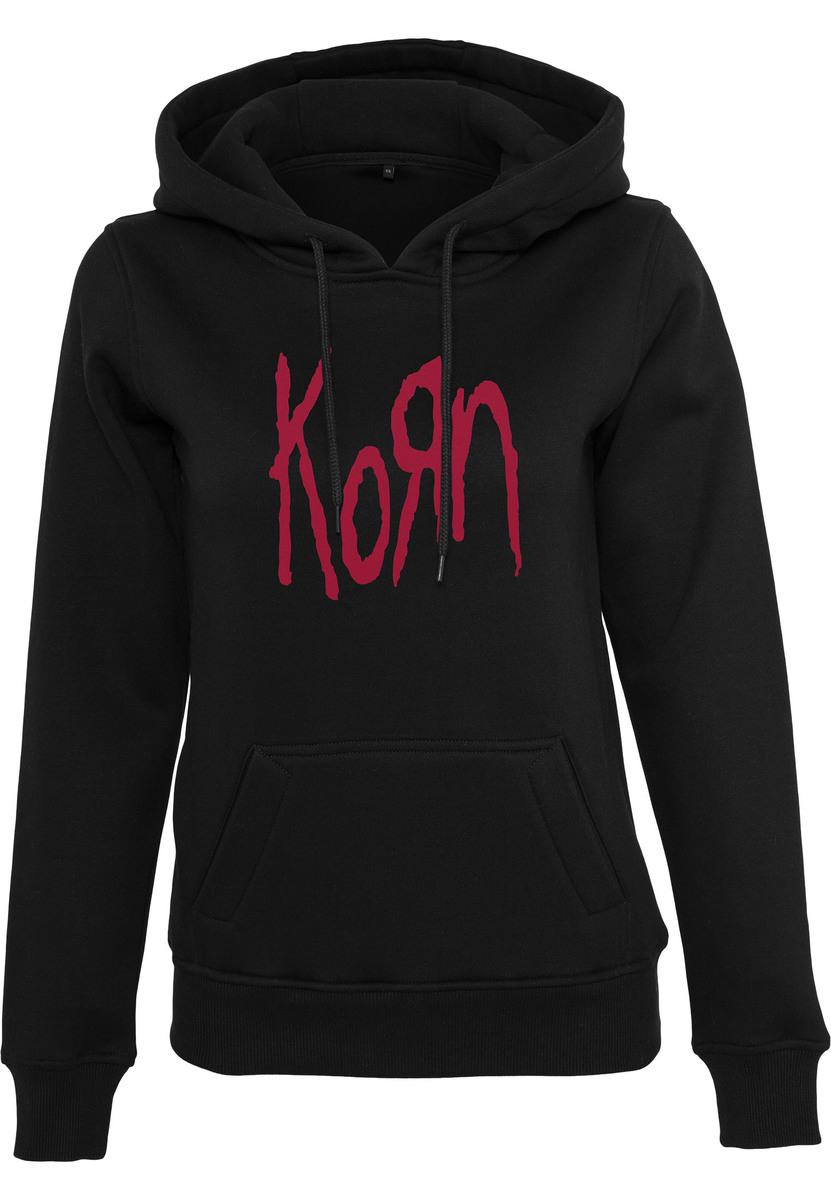 mikina dámská Korn - Logo