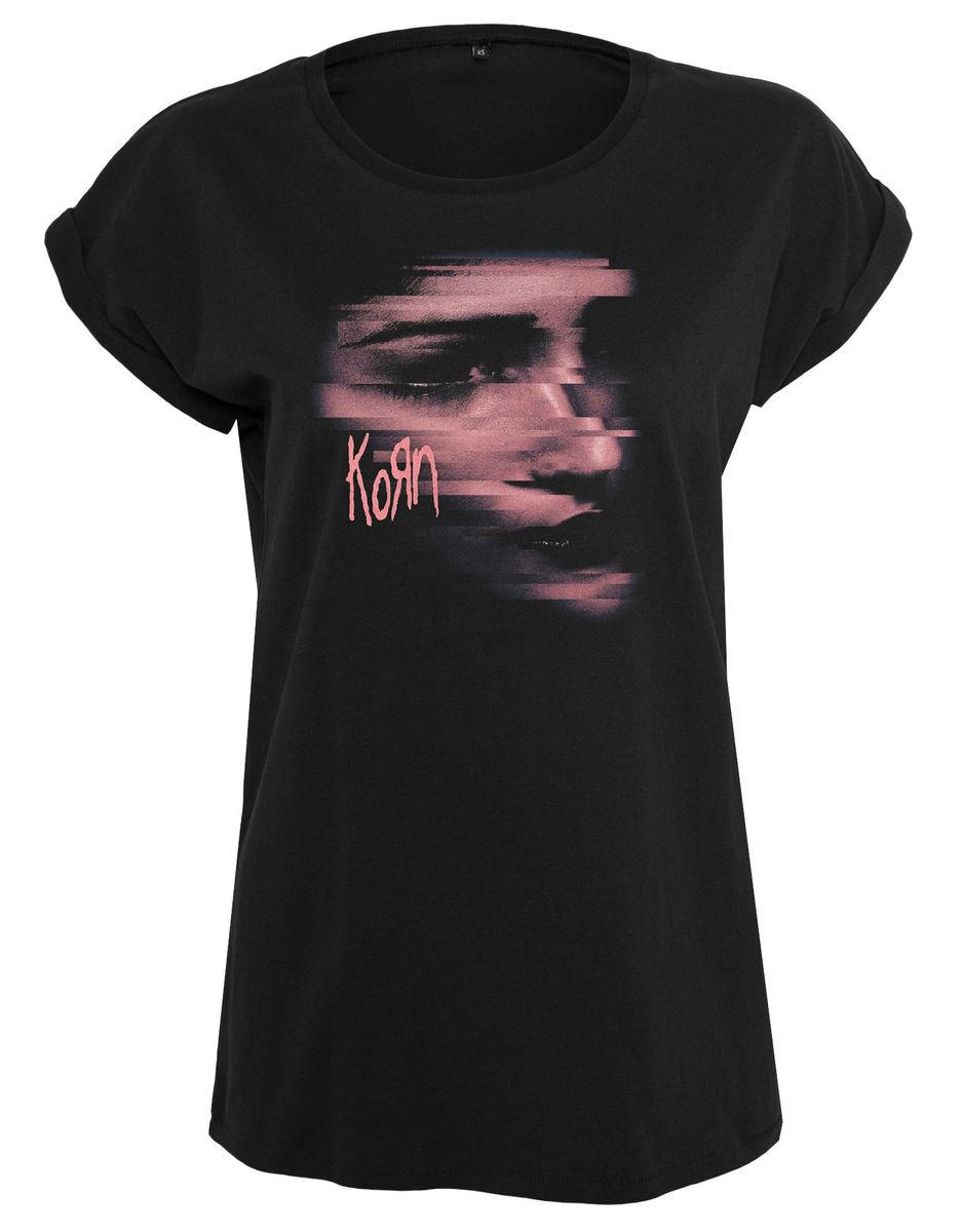 tričko dámské Korn - Face