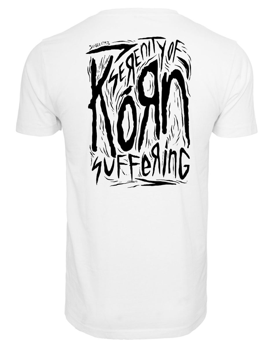 tričko pánské Korn - Suffering