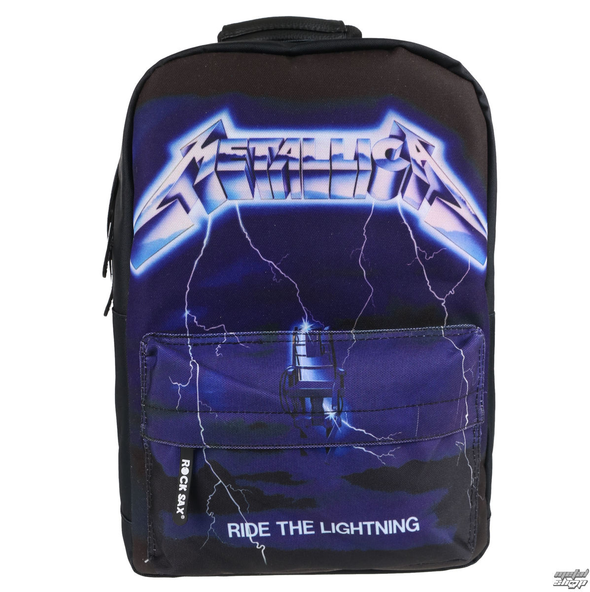 batoh METALLICA - RIDE THE LIGHTNING - CLASSIC