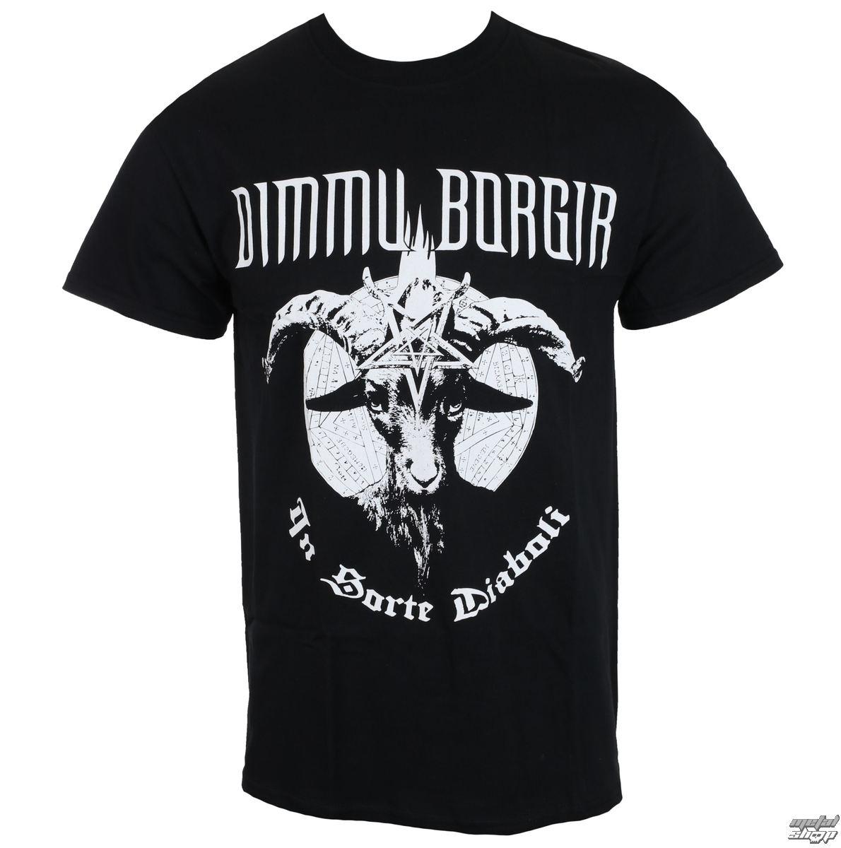 tričko pánské DIMMU BORGIR - Religion sickens me - NUCLEAR BLAST