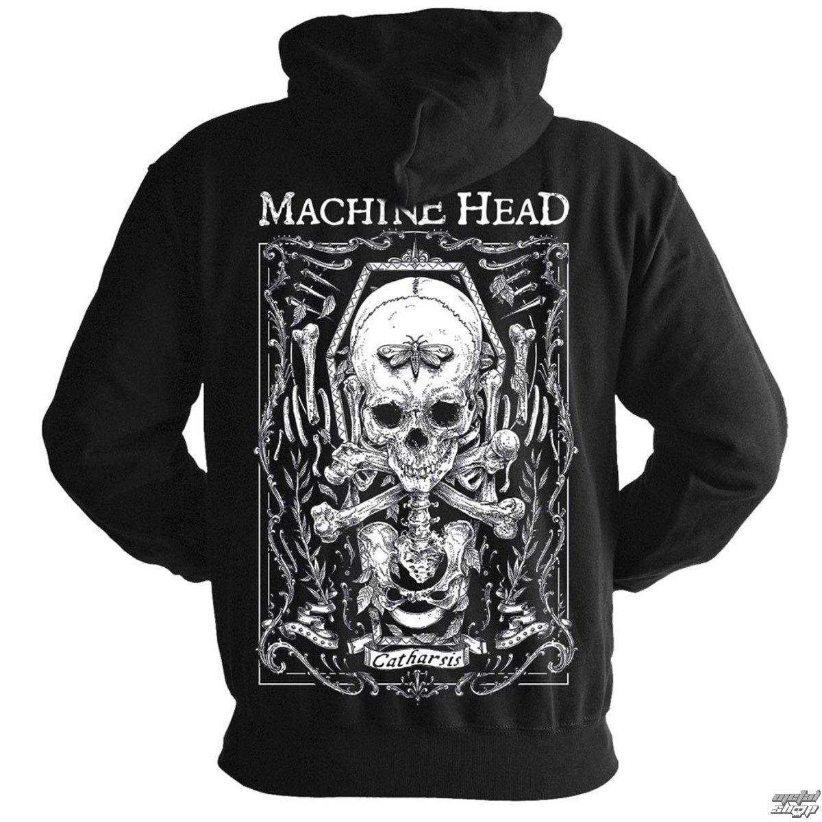 mikina pánská MACHINE HEAD - Moth - NUCLEAR BLAST