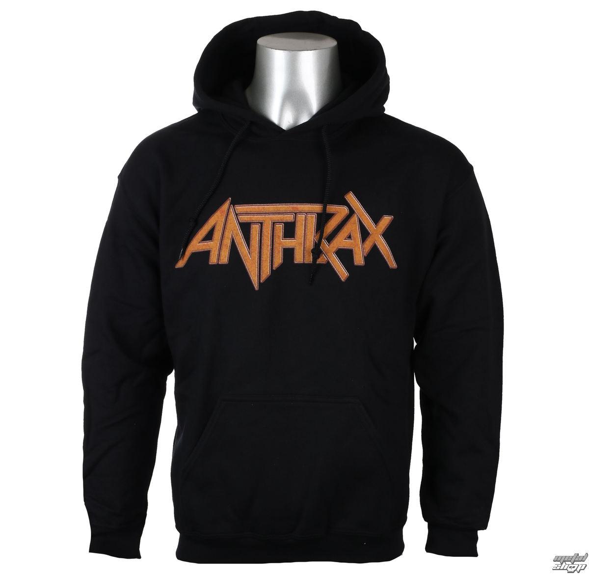 mikina pánská Anthrax - Evil Twin - ROCK OFF