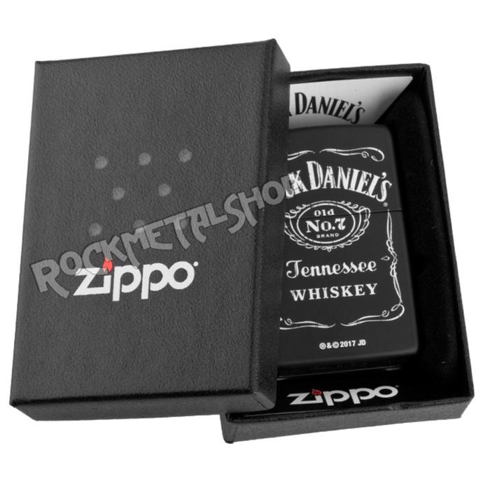 zapalovač ZIPPO - Jack Daniels - NO. 1