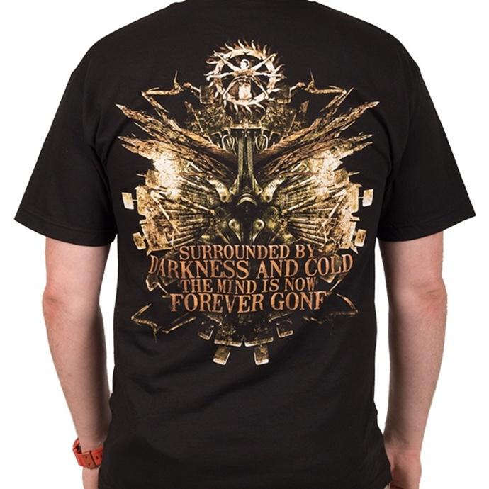 tričko pánské NECROPHAGIST - Diminished - Black - INDIEMERCH