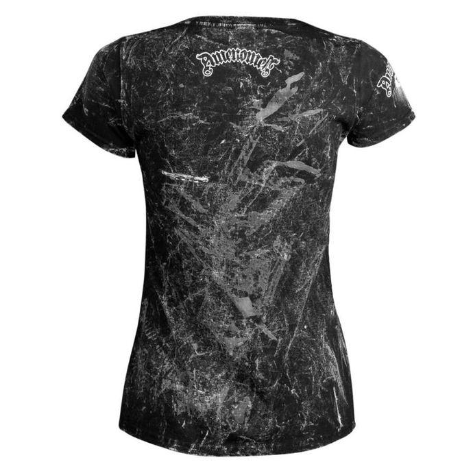 tričko dámské AMENOMEN - TEAM SATAN