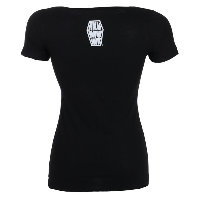 tričko dámské AKUMU INK - Insatiable Frenzy Scoop