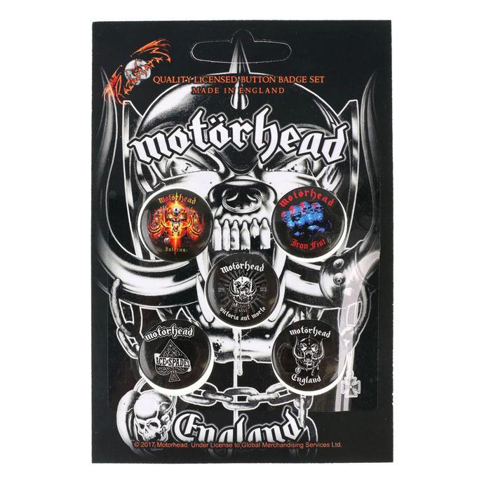 placky Motörhead - RAZAMATAZ