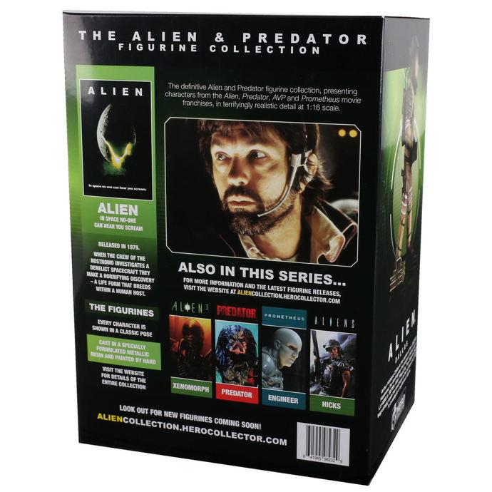 figurka The Alien & Predator - Collection Dallas