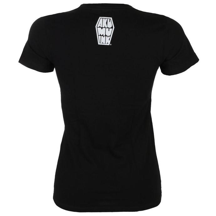 tričko dámské AKUMU INK - Baphomet - Women