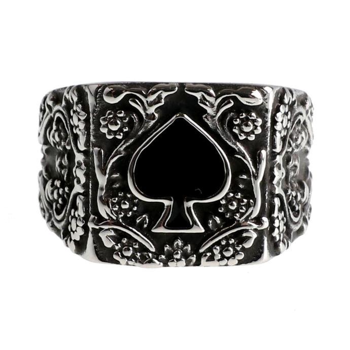 prsten ETNOX - Ace of Spades
