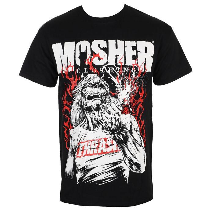tričko pánské MOSHER - Pete Flamin' Anger