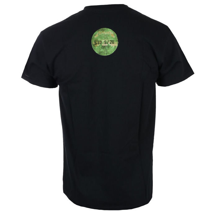 tričko pánské Metallica - Stockholm 86 - Black