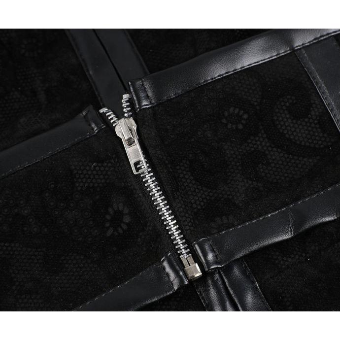 kabát dámský Poizen Industries - DARK SENSE - BLACK