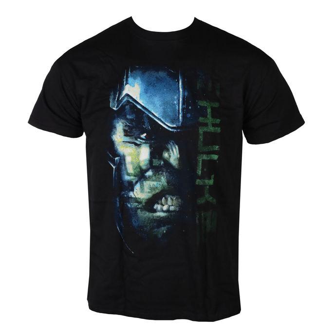 tričko pánské THOR - Hulk - RAGNAROK -  BLACK - LIVE NATION