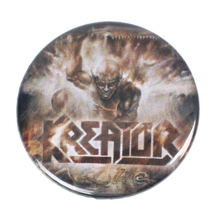 placka KREATOR - Phantom antichrist - limited - NUCLEAR BLAST