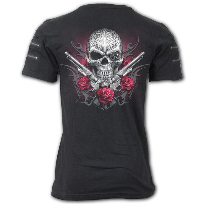 tričko pánské SPIRAL - DEATH PISTOL