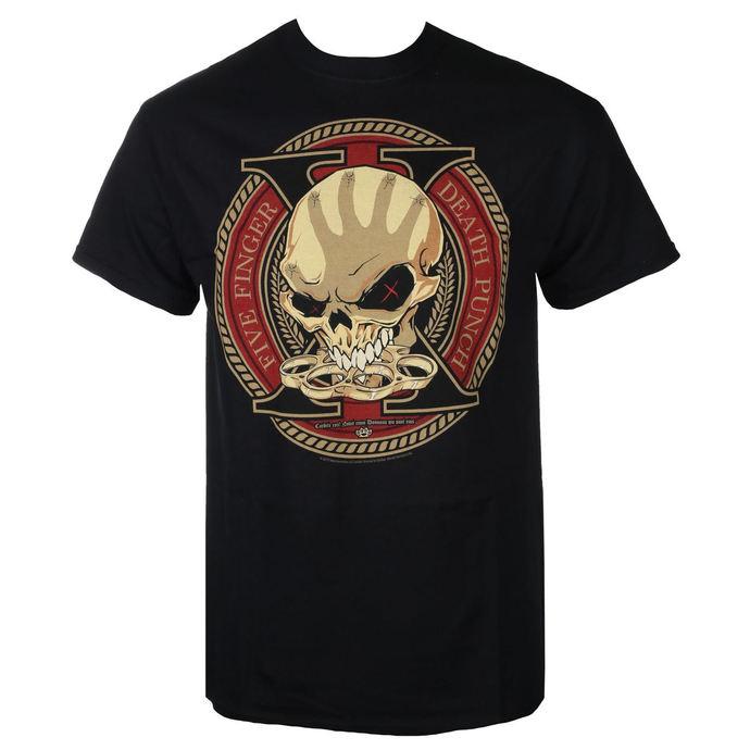 tričko pánské Five Finger Death Punch - Decade Of Destruction - ROCK OFF