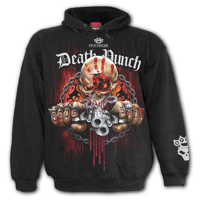 mikina pánská SPIRAL - Five Finger Death Punch - ASSASSIN